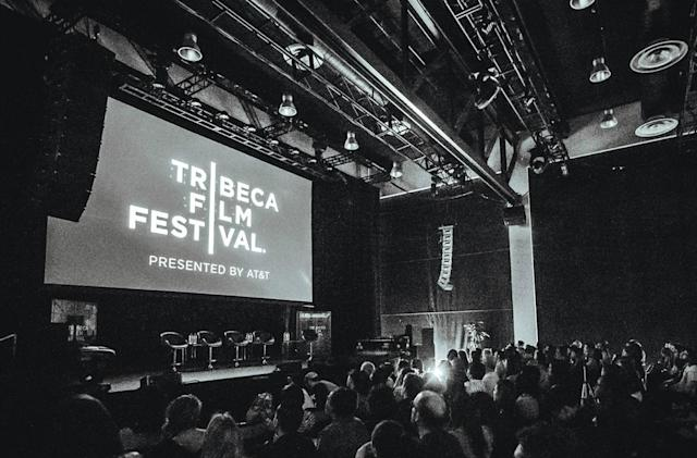 Stream select Tribeca Film Festival talks live on Facebook