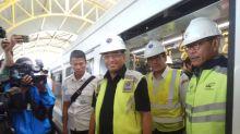 Menhub Ingin Teknologi Bangun LRT Jabodebek Jadi Percontohan Proyek Nasional