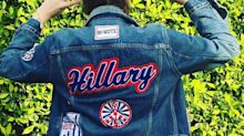 Las celebs apoyan a Hillary Clinton (con su look)
