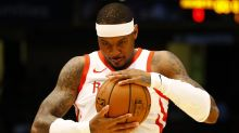 Report: Carmelo Anthony's reps are now looking for potential post-Rockets landing spots