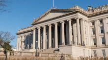 U.S. treasury holds first 20-yr bond auction since 1986