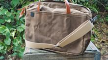 Waxed canvas bags from Waterfield, Manhattan Portage, Saddleback and more