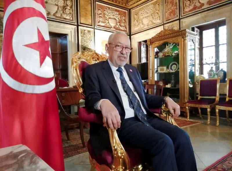 Tunisie-Le chef de file d'Ennahda brièvement hospitalisé