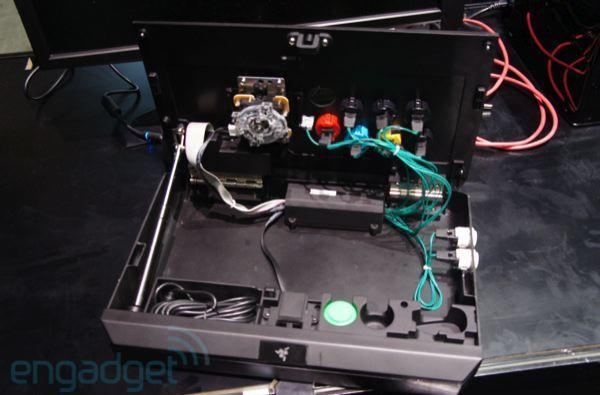 Razer unveils arcade fightstick prototype at TGS, looks to gaming community to hammer out the details