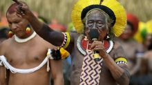 Brazil's indigenous chief Raoni hospitalized in weakened state