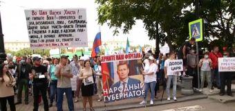 """La """"lontana Russia"""" non si arrende: Khabarovsk continua la sfida a Putin"""