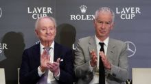Tennis: For Rod Laver, it's go big or go home