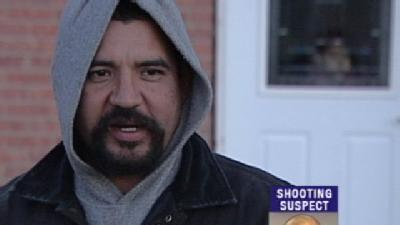 Shooting Suspect Kicked Out, Stepfather Says