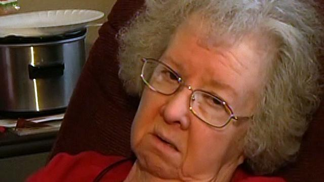 70-year-old granny bank robber gets sentenced