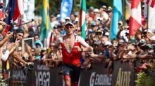 Wurf sets sights on Tokyo Games triathlon