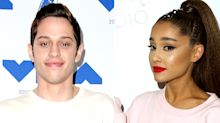 From zero to 100 in less than a week: A look at Ariana Grande and Pete Davidson's superhot romance