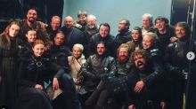 'Game Of Thrones' Stars Bring All The Feels In Emotional Series Finale Posts