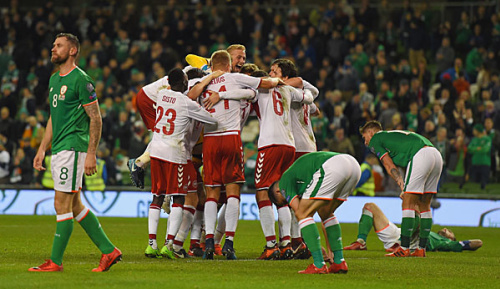 International: Dänemark als letztes europäisches Team für die WM qualifiziert