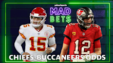 Super Bowl LV betting: How about a long shot for MVP?