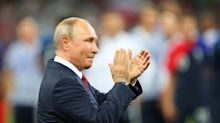 The real winner of this World Cup is Vladimir Putin
