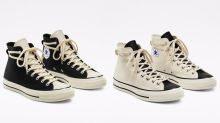 Converse又一新作 雙色調設計、獨特鞋帶綁法Chuck 70已於本月公開發售!