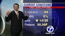 Joe's Evening Weather Forecast June 11th