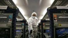 Covid-19, sudcoreana potrebbe essersi infettata dopo aver usato lo stesso bagno di un passeggero positivo