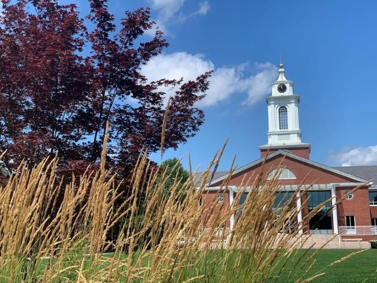 At Bentley university in Waltham, students will not return to campus after the Thanksgiving break.