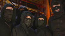 Identitäten enthüllt: Das sind die WWE-Invasoren