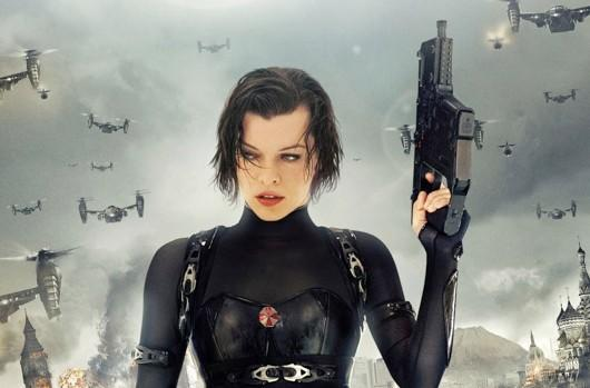 Resident Evil 6 (the movie) set for late 2014