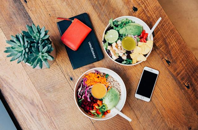 Sweetgreen's iOS app logs calories directly to Apple Health