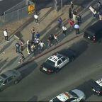 At least 3 injured in California school shooting