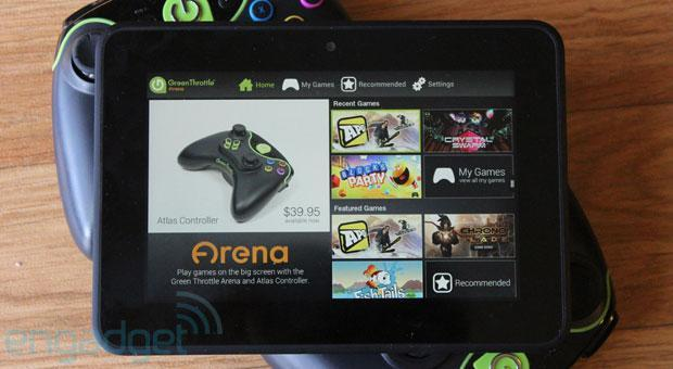 Green Throttle officially launches its Android gaming platform, we go hands-on