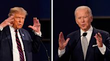 'I had to be rude because he was lying': Trump defends interrupting Biden at least 128 times during debate