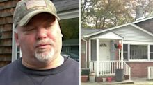 Man finds his 'murdered' father's skeleton under his house after psychic's tip