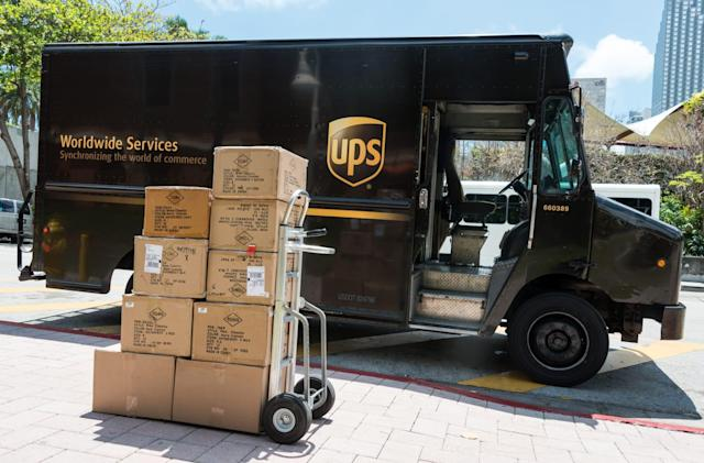 UPS tests entering locked lobbies to deliver packages in NYC
