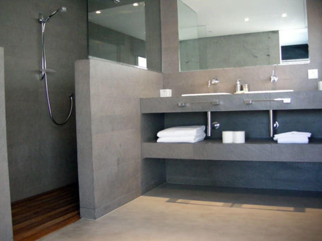 Microcemento en baños: ¡una opción atractiva y funcionalidad!