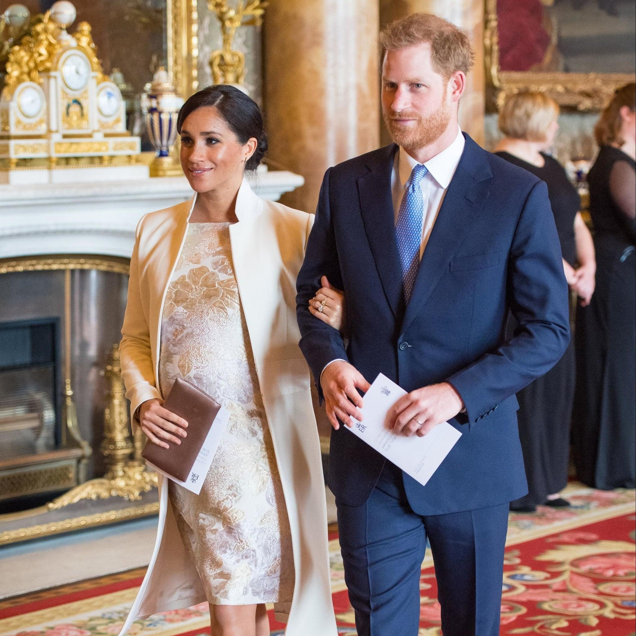 Start The Royal Baby Countdown: Meghan Markle's Officially