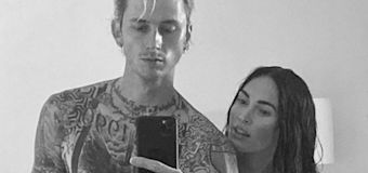 Megan Fox promises 'my heart is yours' in new pic