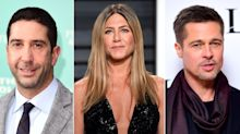 Friends fans can't decide whether Jennifer Aniston should get back with Ross Geller or Brad Pitt