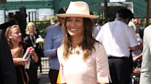 Pippa Middleton paired a $1,187 dress with a totally affordable summer clutch