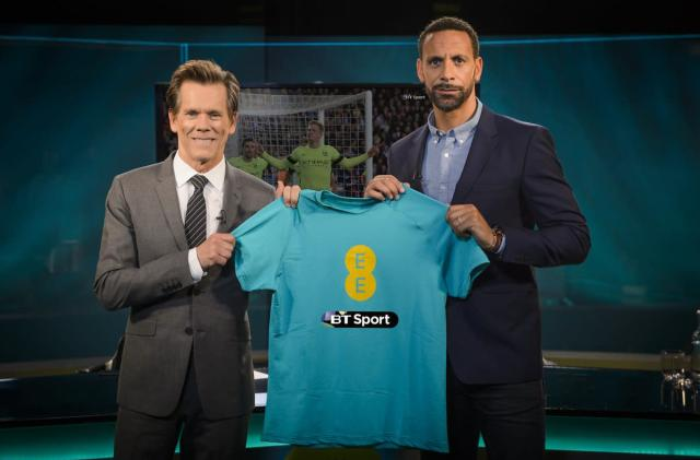 EE customers to get six months of free BT Sport
