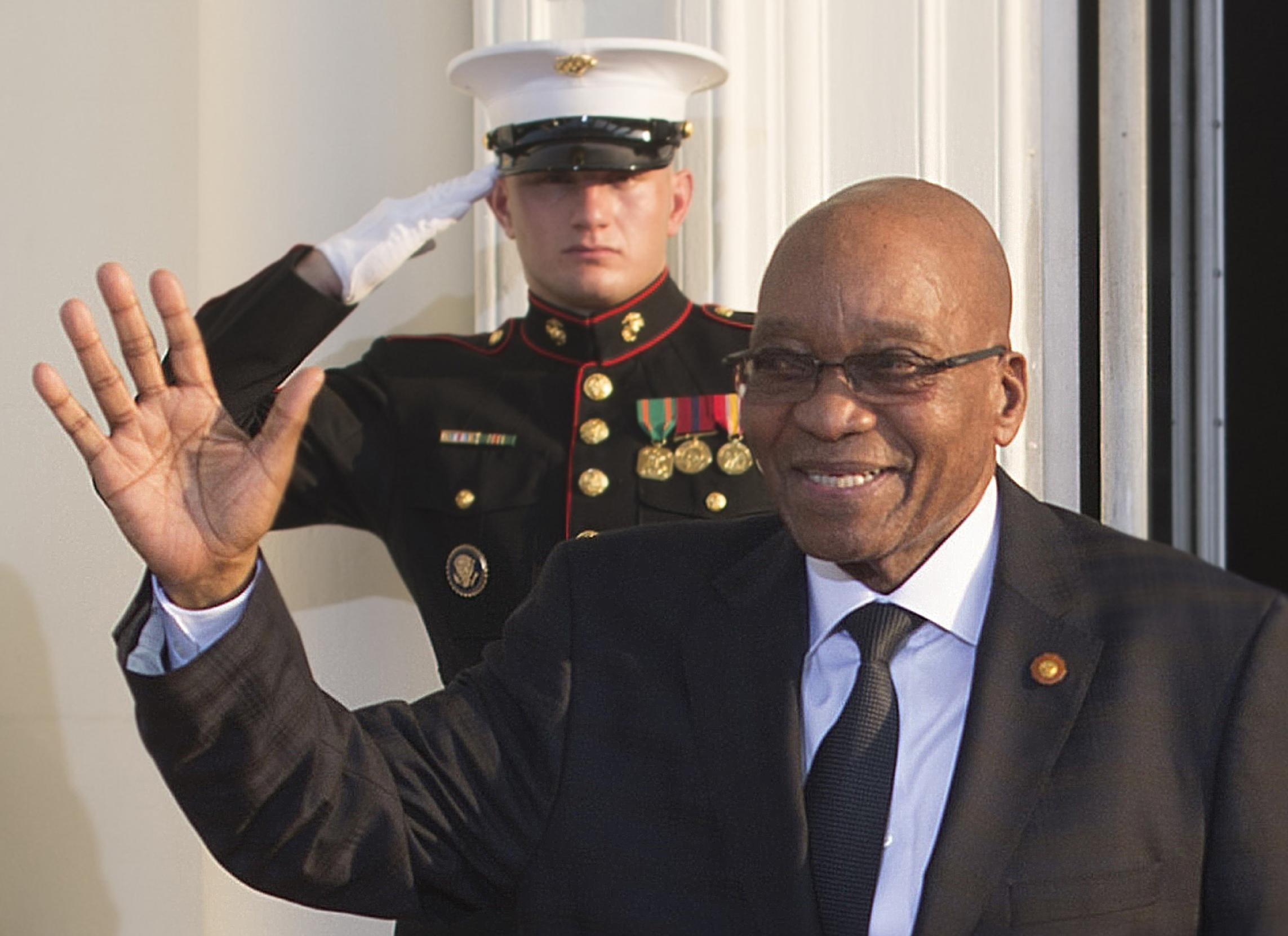 South African President Jacob Zuma Must Pay Up, Top Court