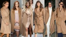 Celebrities love this $2,950 camel coat — but you can get the look for less