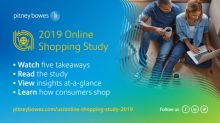 Pitney Bowes Online Shopping Study: Consumer Dissatisfaction with Holiday Shopping Experience Doubles to 60% in Four Years
