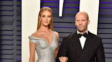 Rosie Huntington-Whiteley & Jason Statham Won The Oscar For Hottest Couple Last Night