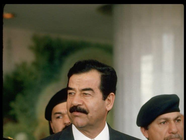 Saddam Hussein's Billion-Dollar Bank Heist