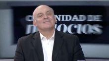 """""""Brutos"""" y """"perversos"""", la dura crítica de José Luis Espert al Gobierno"""