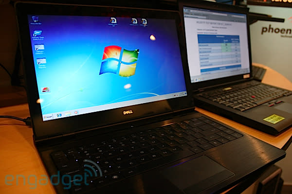 Video: Phoenix Instant Boot BIOS starts loading Windows in under a second