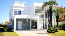9 fachadas modernas e encantadoras