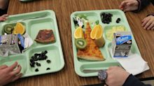 Trump administration to roll back school lunch regulations on fruits and vegetables