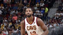 Sources: Cavs' Tristan Thompson out a month with left calf injury
