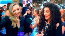 """Amanda Seyfried y sus compañeros de Mamma Mia! nos hablan de la secuela: """"Fue más divertida que la primera"""""""