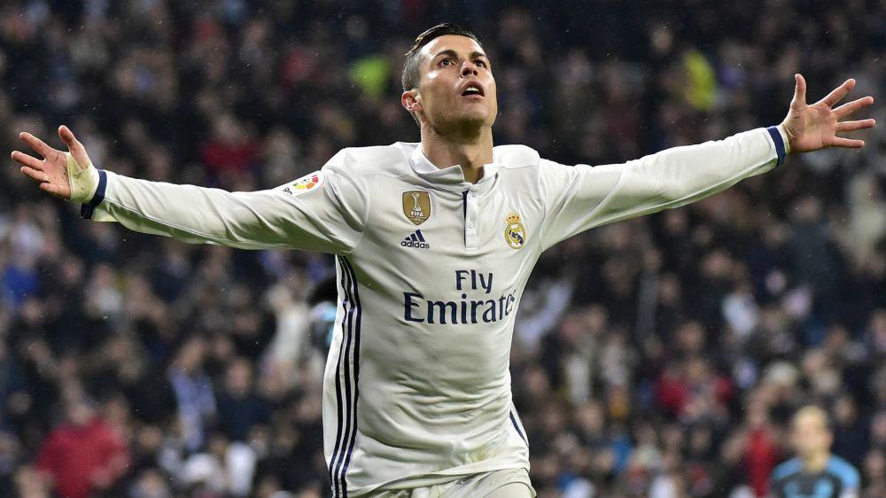 Real Madrid x Bétis: a partida de Cristiano Ronaldo