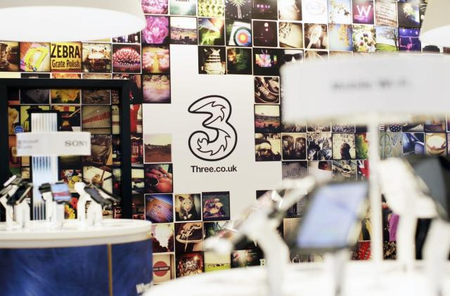 UK competition watchdog slams Three and O2 merger